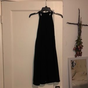 Black Keyhole Dress Size Medium